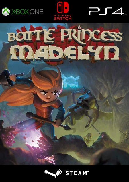 Battle Princess Madelyn - Der Packshot