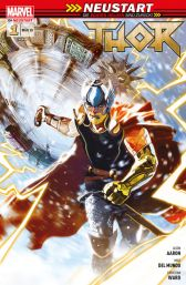 Thor 1: Rückkehr des Donnerers - Das Cover
