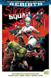 Suicide Squad 3: Der Zorn des Dunklen Ritters - Das Cover