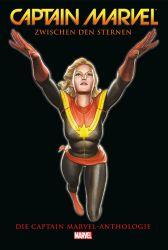 Captain Marvel Anthologie: Zwischen den Sternen - Das Cover