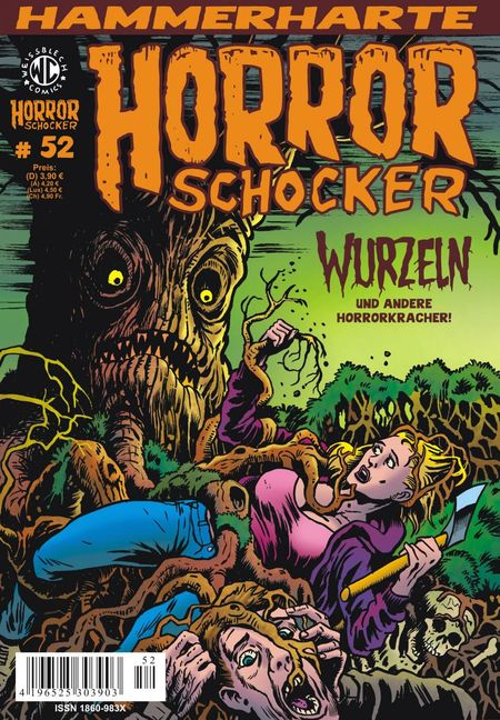 Horrorschocker 52 - Das Cover