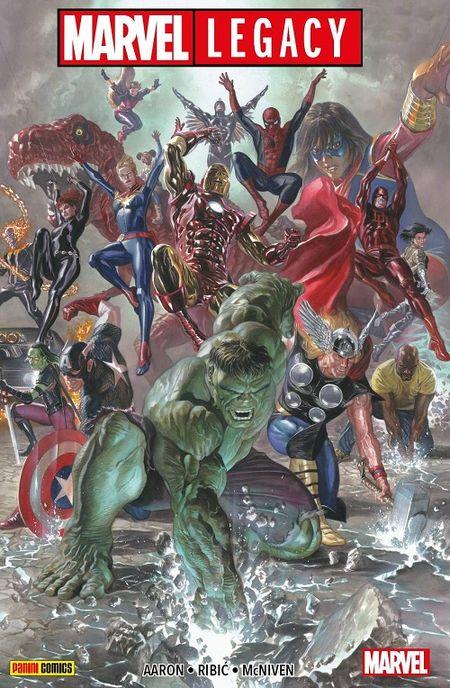 Marvel Legacy - Das Cover