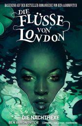 Die Flüsse von London 2: Die Nachthexe - Das Cover
