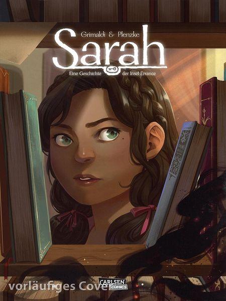 Eine Geschichte der Insel Errance 3: Sarah  - Das Cover