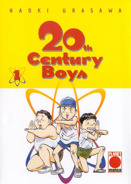 20th Century Boys 1 - Das Cover