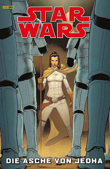 Star Wars Sonderband 108: Die Asche von Jedha - Das Cover