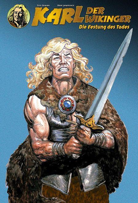 Karl der Wikinger 5: Die Festung des Todes - Das Cover
