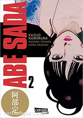 Abe Sada 2 - Das Cover