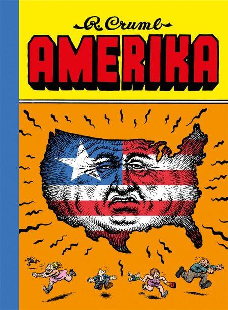 Amerika - Das Cover