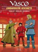 Vasco 29: Lombardische Geschäfte - Das Cover