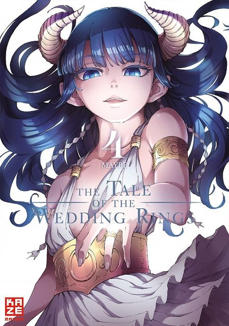 The Tale of the Wedding Rings 4 - Das Cover
