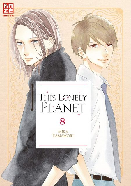 This lonely Planet 8 - Das Cover