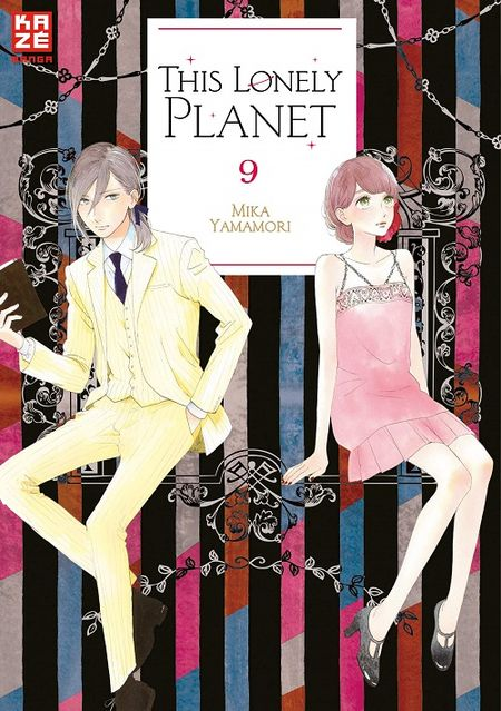 This lonely Planet 9 - Das Cover