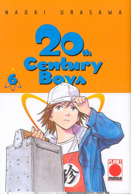 20th Century Boys 6 - Das Cover