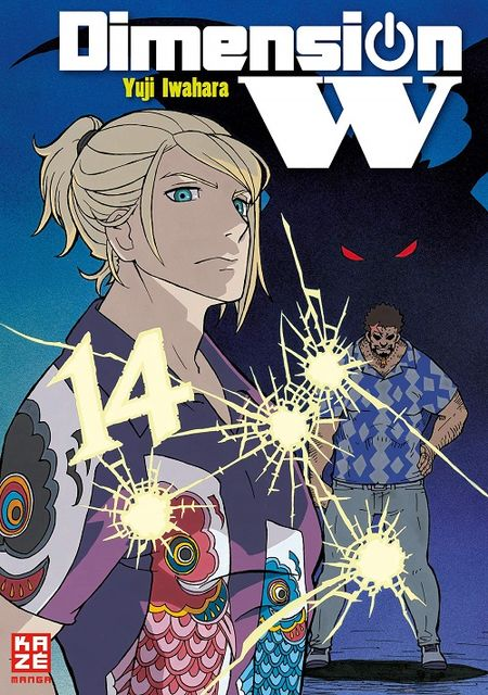 Dimension W 14 - Das Cover