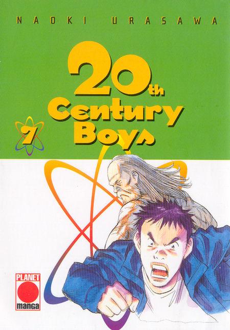 20th Century Boys 7 - Das Cover