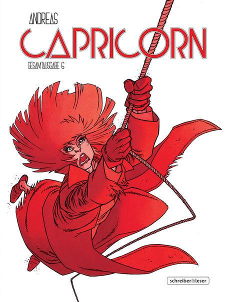 Capricorn – Gesamtausgabe 6 - Das Cover