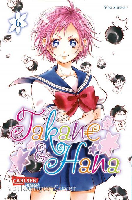 Takane & Hana 6 - Das Cover