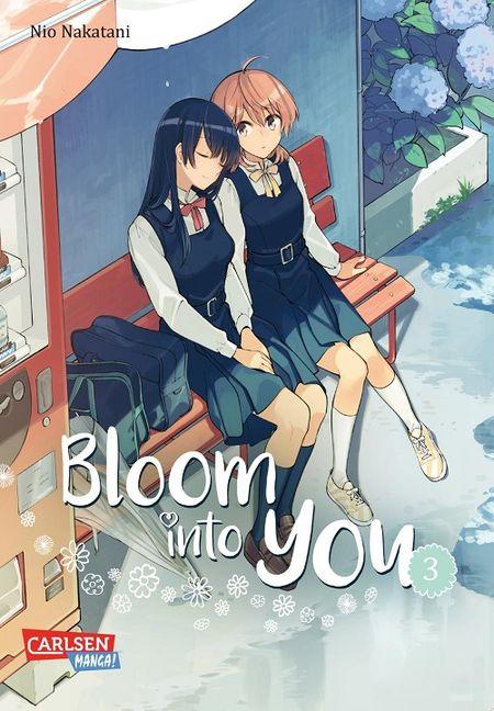Bloom into You 3 - Das Cover