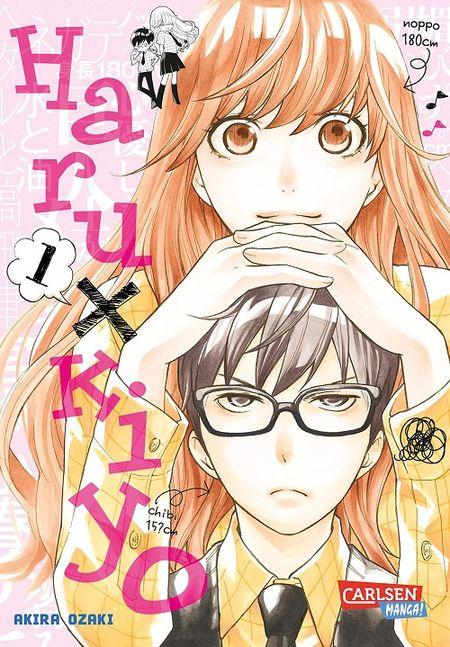 Haru x Kiyo 1 - Das Cover