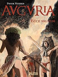 Auguria 1: Ecce Signum - Das Cover