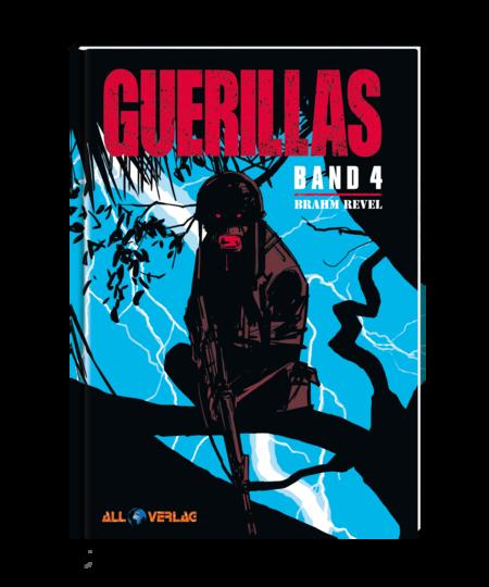 Guerillas 4 - Das Cover
