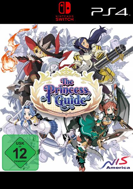 The Princess Guide - Der Packshot