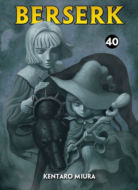 Berserk 40 - Das Cover