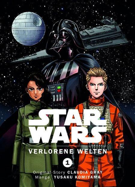 Star Wars: Verlorene Welten 1 - Das Cover