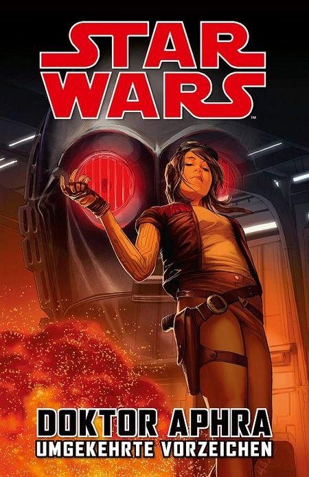 Star Wars Sonderband: Doctor Aphra III – Umgekehrte Vorzeichen - Das Cover