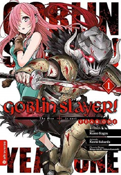 Goblin Slayer Year One 1 - Das Cover