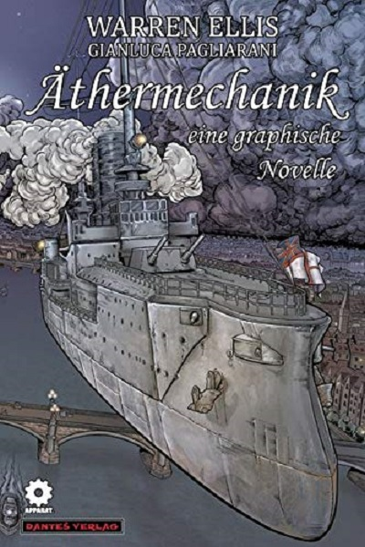 Äthermechanik - Das Cover