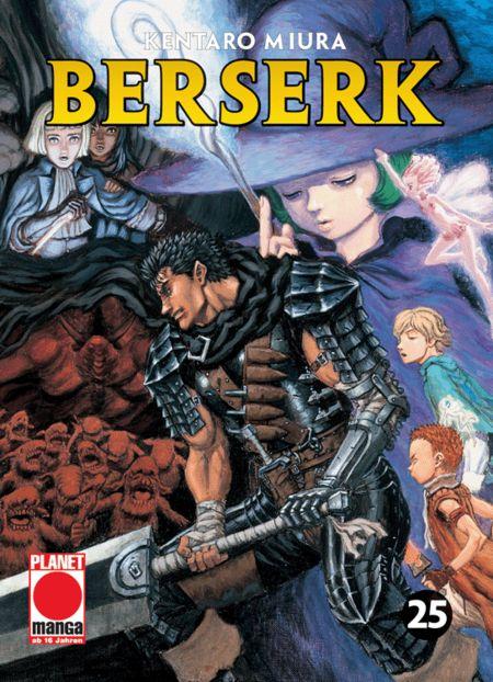 Berserk 25 - Das Cover