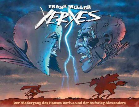 Xerxes - Das Cover