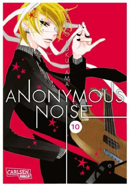 Anonymous Noise 10 - Das Cover