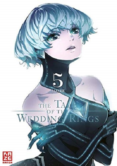 The Tale of the Wedding Rings 5 - Das Cover