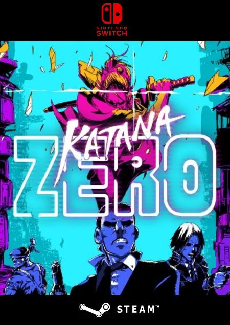 Katana Zero - Der Packshot
