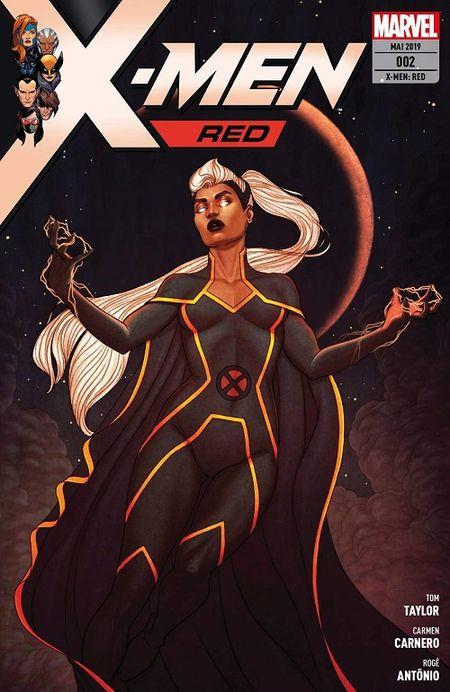 X-Men: Red 2 - Das Cover