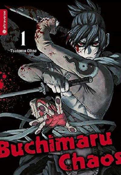 Buchimaru Chaos 1 - Das Cover