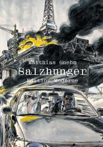 Salzhunger - Das Cover