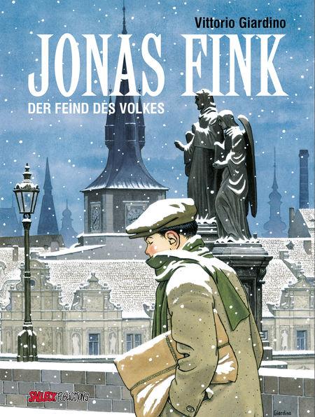 Jonas Fink – Gesamtausgabe 1 - Das Cover