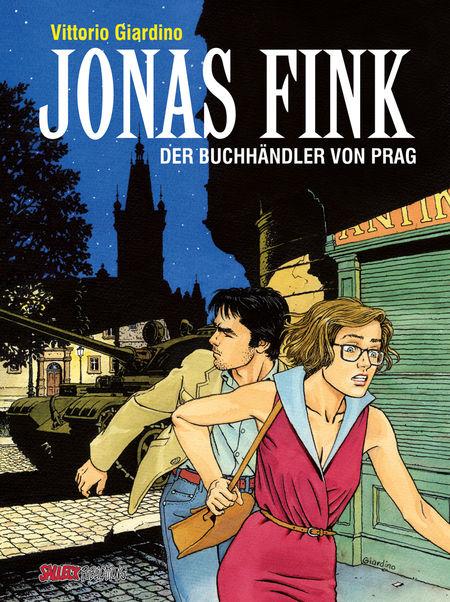 Jonas Fink – Gesamtausgabe 2 - Das Cover