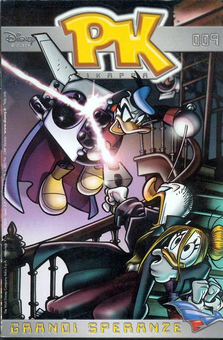 PK 09 - Das Cover