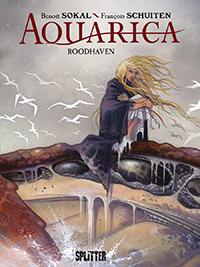 Aquarica 1: Roodhaven - Das Cover