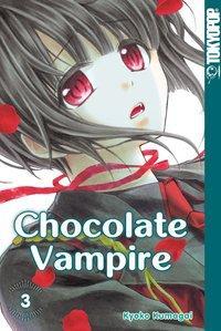 Chocolate Vampire 3 - Das Cover