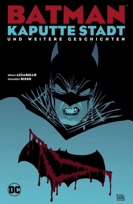 Batman – Kaputte Stadt und weitere Geschichten - Das Cover
