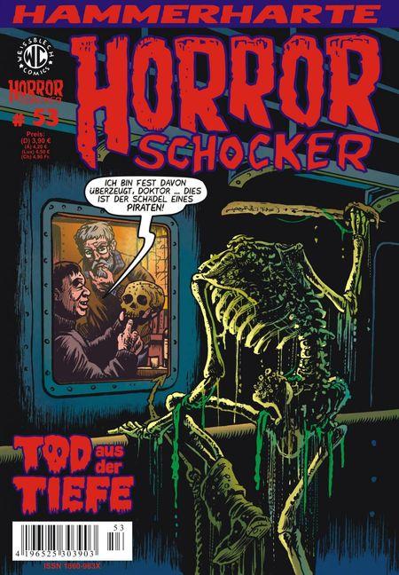 Horrorschocker 53 - Das Cover