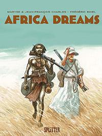 Africa Dreams - Das Cover