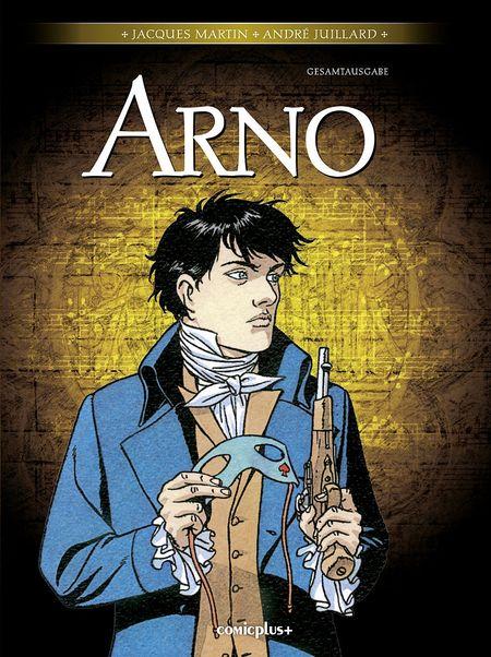 Arno - Gesamtausgabe - Das Cover