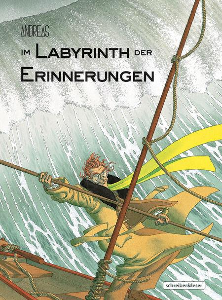 Im Labyrinth der Erinnerungen - Das Cover